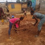Building the foundation of the Learning Center