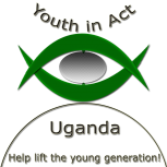 Logo Youth in Act-Uganda clr lg