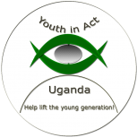 Logo Youth in Act-Uganda wht small