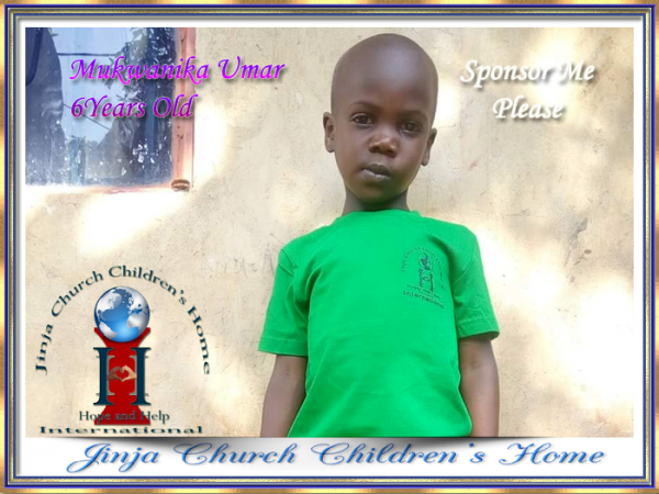 Mukwanika Umar 6 Years Old