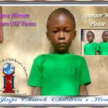 Waswa Hassan 6 Years Old