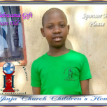 Nalubwama Gift 8 Years Old