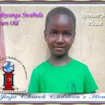Nankwanga Swabula 8 years Old