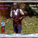 Waiswa Meddy 10 Years Old