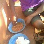 Thanksgiving at Mafubira Youth Development Association