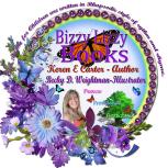 Logo Bizzy Lizzy Books