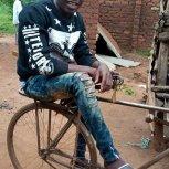 Mugerwa Isaac Shamiru CEO Samaritan Foundation Orphanage