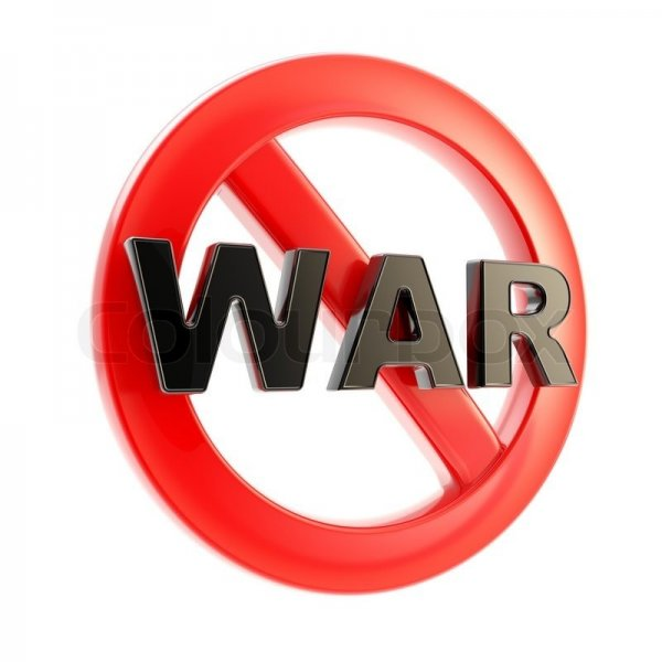 Ban all wars