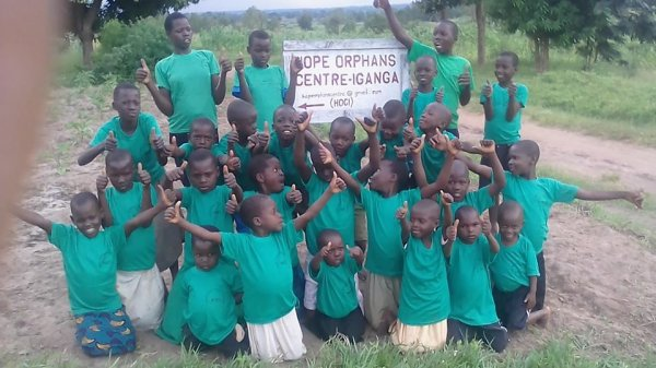 Hope Orphan Centre-Iganga