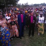 Bishop Moses Kaharwa 2018 Congo Mission