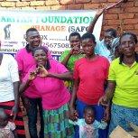 Safo staff