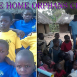 HOPE HOME ORPHANS CENTER BUGIRI UGANDA - Director Sylivia Andera