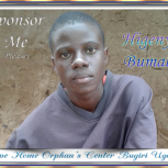 Sponsorship Album HOPE HOME ORPHANS CENTER BUGIRI UGANDA - Director Sylivia Andera