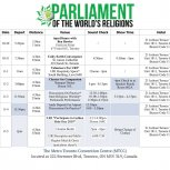 Parliament of World's Religions 2018