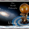 Slide One World Philosophy - Unity
