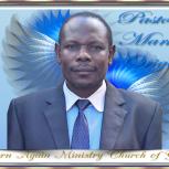Pastor Mark Orige -  Born Again Ministry Church of God