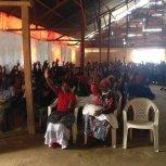 DEMOCRATIC REPUBLIC OF CONGO IN CITIES OF BENI, GOMA AND MANGINA