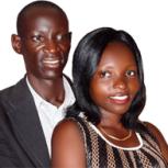 Bishop Moses Kaharwa & Pastor Caroline