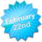 February22