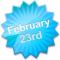 February23