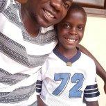Mugerwa Shamiru,Samaritan Foundation Orphanage,Sponsorship,Monica,Tonny,