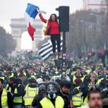 France Yellow Vest Protests