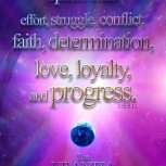 Vision Afar Thought Gems from a divine revelation of truth.