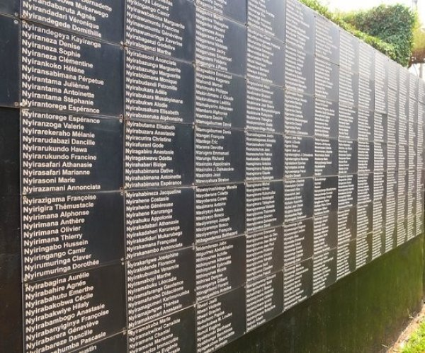Kigali Rwanda Genocide Victims