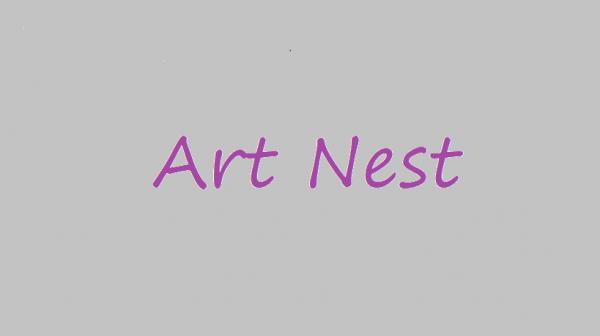 Art Nest Logo Phrase