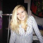 Daughter Catherine (Katie)