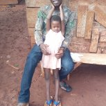 Babrye says hello from SAFO in Jinja Uganda