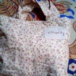 A dress for Little girl Charity.