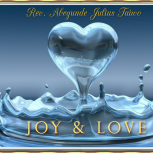 Joy & Love Rev Abegunde Julius Taiwo