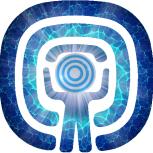 PSI Man Logo Lights