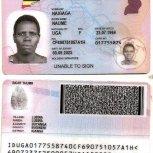 Naigaga Naume Uganda ID Card