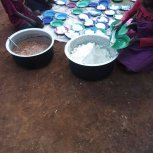 Meal Time at Butiiki Children's Ministry in Uganda