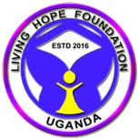 Living Hope Foundation,Mukwana Abdallah Jr., LOGO