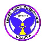 LOGO Living Hope Foundation
