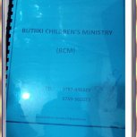 Butiiki Children's Ministry Documents