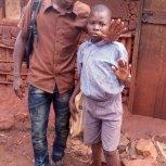 Hello from Mugerwa and Anani
