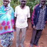 Serving and visiting the community elders
