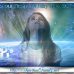 Responsibility of a Son of God