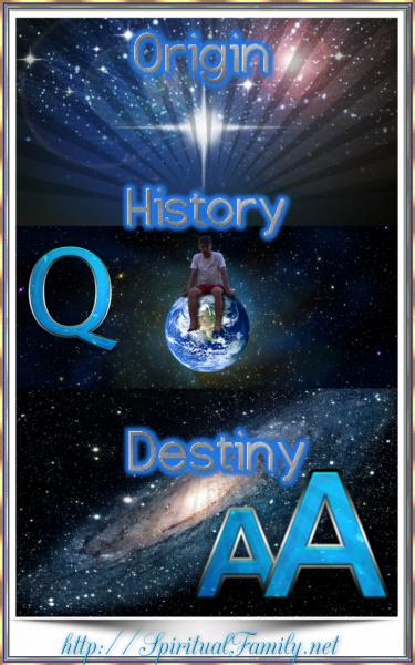 Questions Origin History Destiny