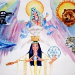 YOUR SPIRITUAL LIFE in Art