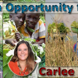 Cover Build an Opportunity for Africa,Carlee Goodwin,