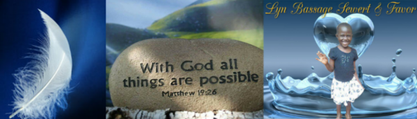 With God all things are possible,