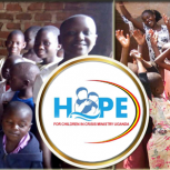 Banner Mukisa Ronald - Hope For Children In Crisis Ministry Uganda
