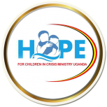 Logo Mukisa Ronald - Hope For Children In Crisis Ministry Uganda