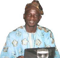 Rev. Abegunde Julius Taiwo.