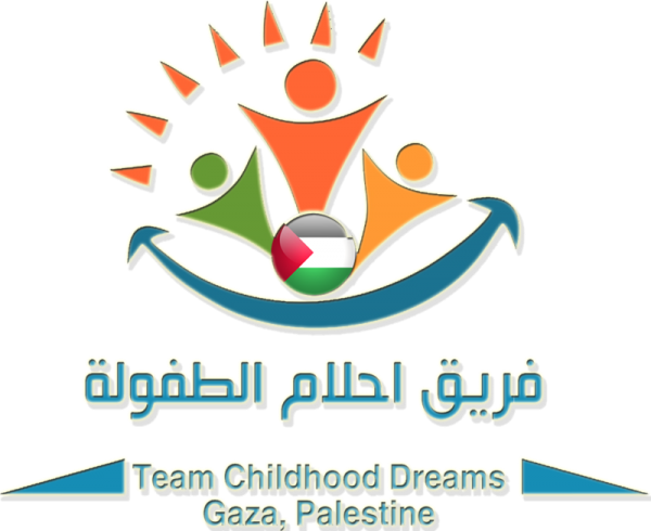 Team Childhood Dreams Gaza